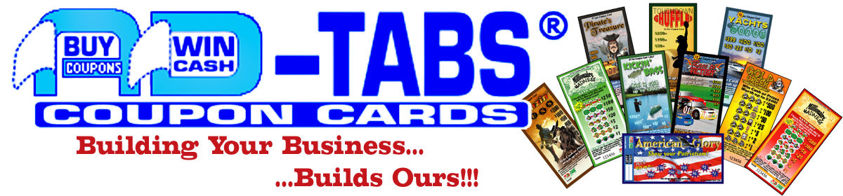 Ad Tabs Coupon Cards